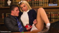 Blackmailed: Suck That Cock Good or Ill Tell My Daddy!