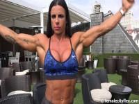 Tereza Pantela — Fitness Model