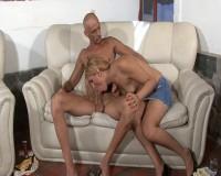 Dads doing dickgirls