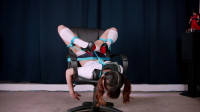 Restricted Senses – The Wrong Way to Use a Chair