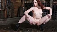Sexy Claire Adams Like BDSM