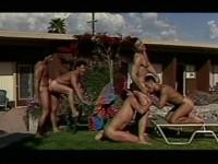 Retro Springs Orgies