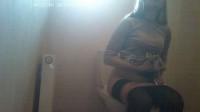 Hidden camera in the student toilet Part 7 (2018)