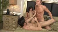 Cameron Bangs Jackie & Trey - candid, video, english