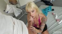 Brooke Banner – Sucking Off A Hung Bum (2016)