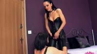 The English Mansion - Fetish Lizas Slut - Domination HD