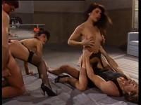 Fucky Dancing(1988)- Emmanuelle Kane, Melissa, Caroline Laurie