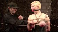Super bondage and torture boobs for Slavegirl