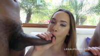 Big ass slut in kreme anal fuck