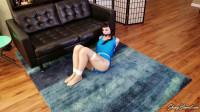 Swimsuit Hogtied — Nyxon — Full HD 1080p