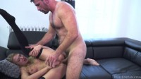 anal sex online (JJ - Lucy Heart French Slut Welcomes Manuel To Paris With Anal Sex).