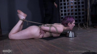 Rough torture play with sexy slaves