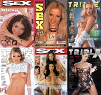 Download Magazines Private, Sex, Triple X (1965-2009, 390 releases, pdf) + Bonus Photo