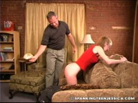 SpankingTeenJessica up to August 2018 pack, Part 1