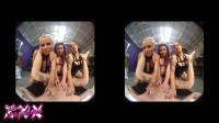 VR Pegging Foursome