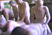 Download Gay Living Room Orgy on the Couch