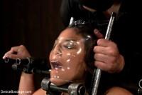 Kink: Device Bondage - She looks hotter in bondage