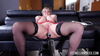 Dee Williams in You, Me and A Fuck Machine! - UltraHD 2160p