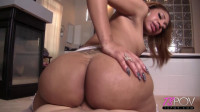 Natalia La Potra - big booty queen Natalia is back to get railed - round ass, large, download