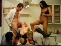 Transsexaction T-Girls Going Gonzo (2012)