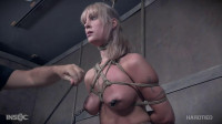 Bondage, strappado and torture for beautiful naked girl
