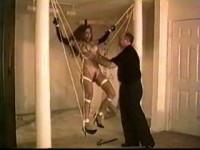 Devonshire Productions  Nude Suspension