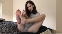 My feet are your addiction