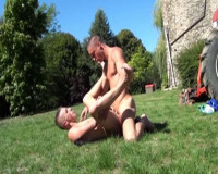Outdoor Fuck Compilation With Kyle Lena