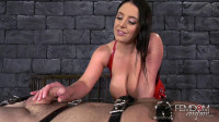 Cock Cum Guzzler — Mistress Angela White — Full HD 1080p