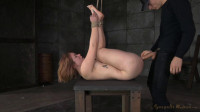 Redhead Claire Robbins roughly fucked