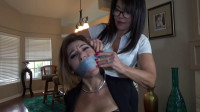 Puerto Rican Gang Boss Toe Bound & Humiliated