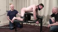Gareth - Strapped down,gagged,flogged,spanking