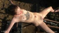 SensualPain - Jul 12, 2017 - The Rack - Jessica Kay, Master James - blue, blonde, machine, con