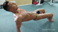 Posing Workout — Ivan D — Part 1 - Full Movie — HD 720p