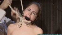 Bondage for Rachel - Excercise (english, new, vid, gag, bondage)