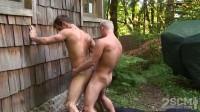 Straight College Men - Camp Secret - Tucker in Max (Austin Zane)