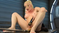 Sexy Blonde Babe Gets Machine Fucked for the First Time!!