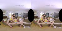 Lady Dee, Redvex & Nikki Montero 3D VR Porn - Lady Dee's Hangout