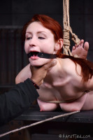 HT - Violet Monroe and Jack Hammer - Deep Throat - March 4, 2015