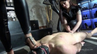 Femdom HD Porn Videos Milking His Cock Raw