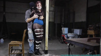 Extreme Whipped and tied for slave girl Riley, watch hot video.