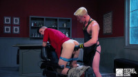 Fisty\\\'s Barber Shop, Scene 3
