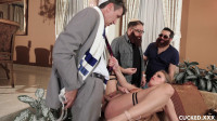 Britney Amber - Rabbi Converts Britney With That Hard Cock 1080p