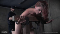 Tight bondage, spanking and torture for two naked models