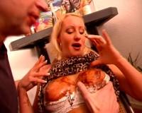 Sex junkie got dirty