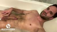 Bleshporn - Tim Blesh Jerk Off in Bath
