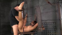 SexuallyBroken - Sep 19, 2014 - Little spinner Tinslee Reagan belted down