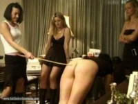 Spanking party movie, compilation home made punishment action.