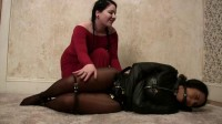 Hex Hypoxia Locks Asha in a Leather Straitjacket