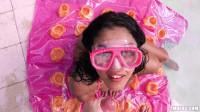 Teach Me How to Swim - Sophia Leone - Full HD 1080p